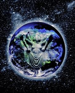 Birth of the Goddess