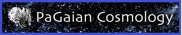 Logo PaGaian Cosmology