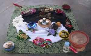 PaGaian altar