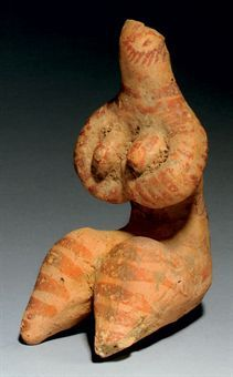 Halaf figurine