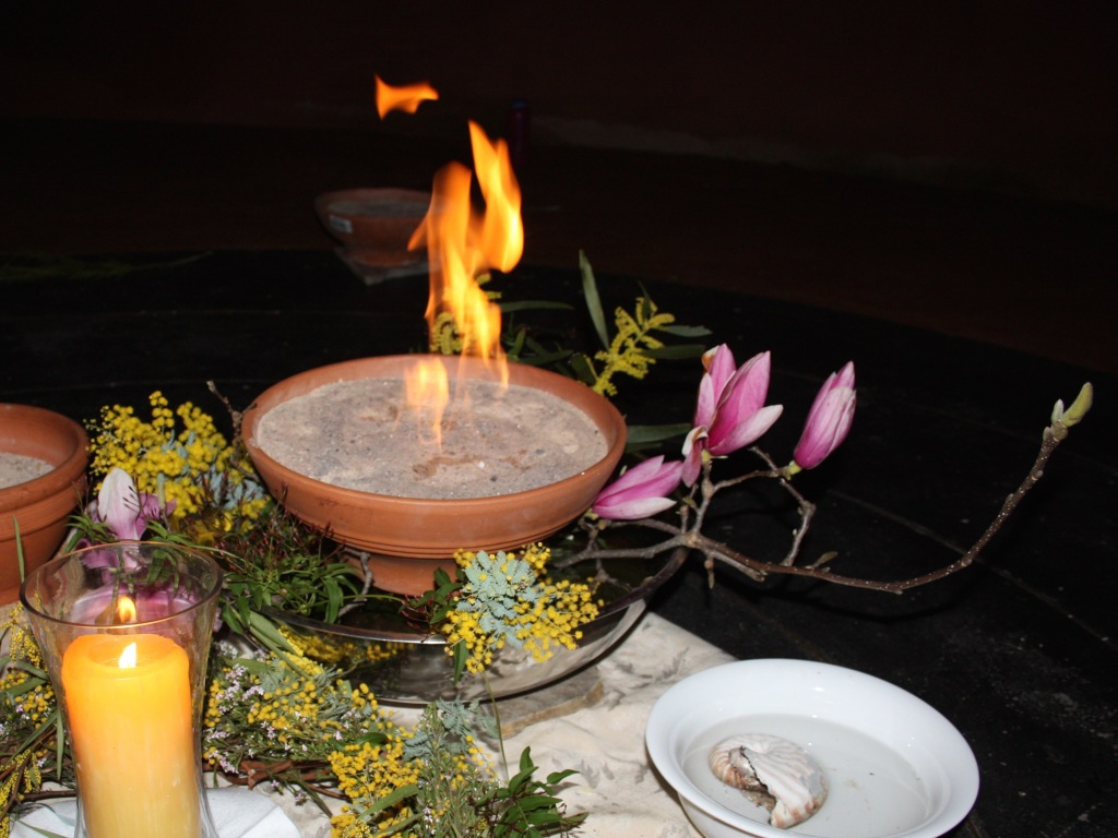 This image has an empty alt attribute; its file name is imbolc-flame.jpg