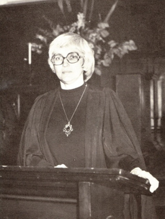 Rev. Dorothy Waker (thea Gaia)