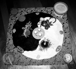 Altar:mandala